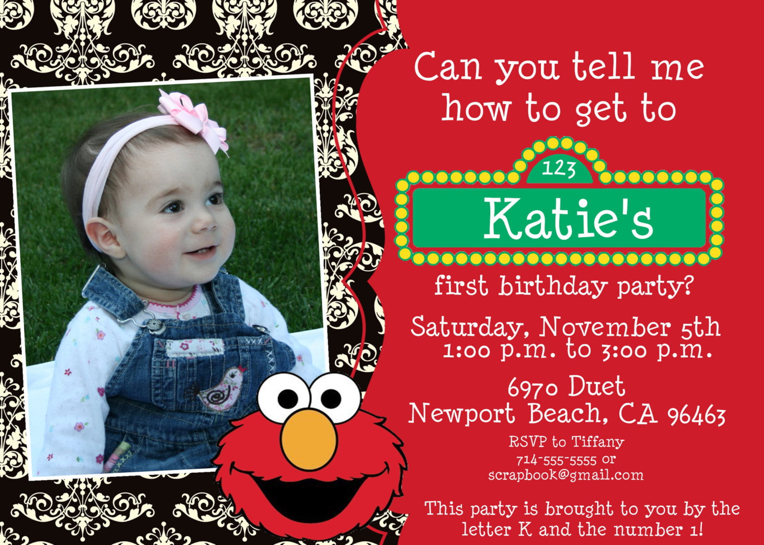 Free 2nd Birthday Party Invitation Wording