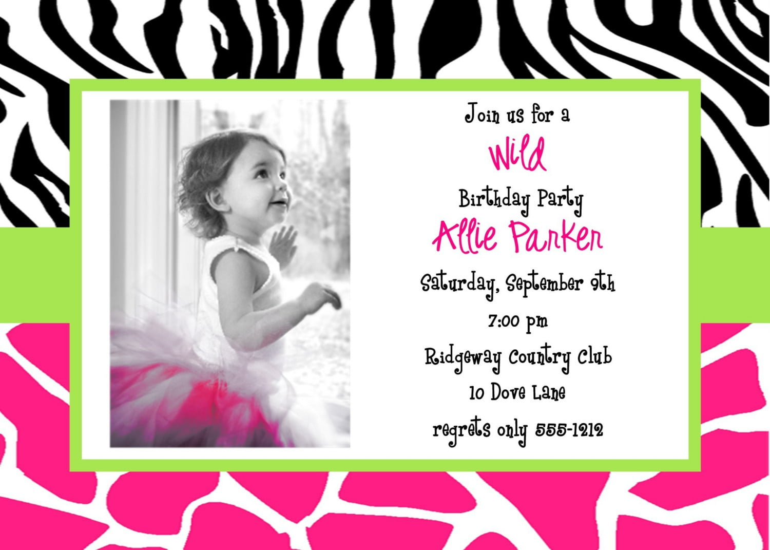 Mickey Mouse Invitations Template with awesome invitation design