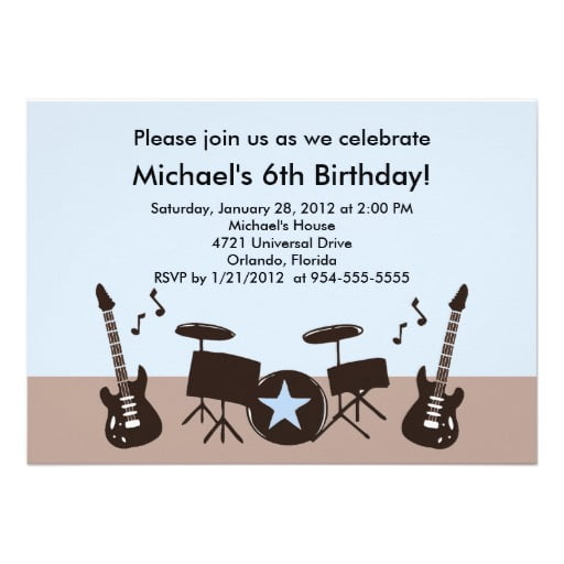 Dance Party Birthday Invitations as good invitation ideas