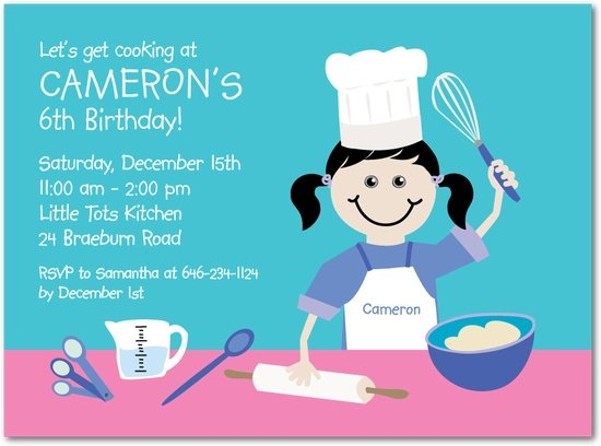 bakers print birthday invitations for free