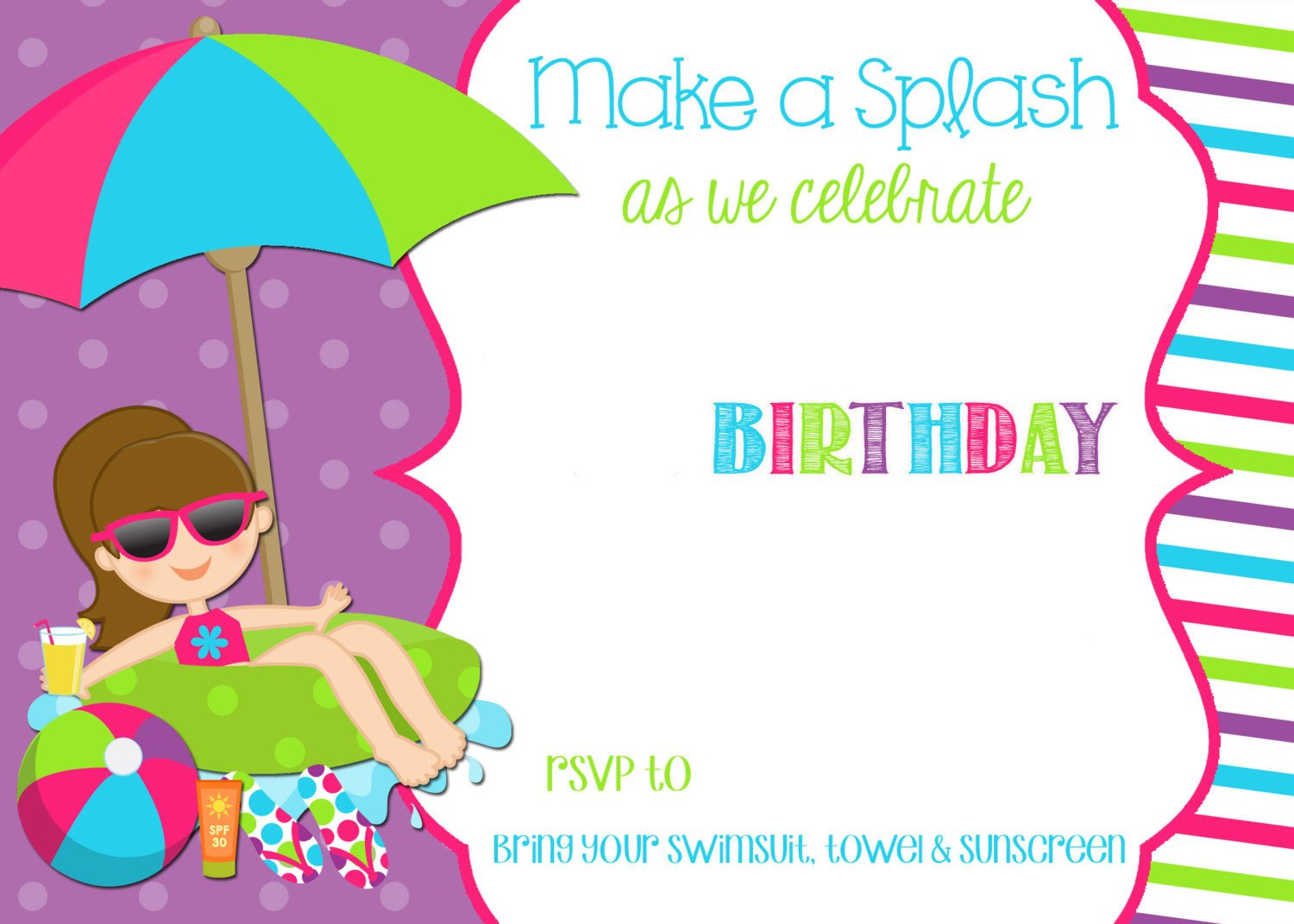 Free-Printable-Pool-Party-Birthday-Invitation