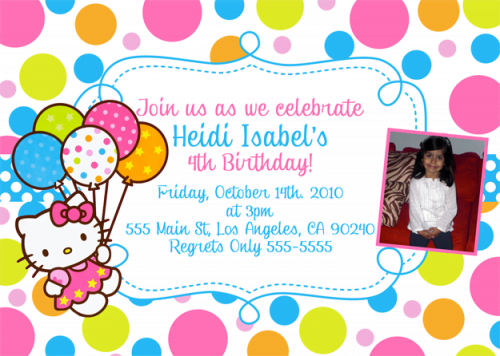 Free printable hello kitty birthday party invitations template free printable hello kitty birthday party invitations solutioingenieria Images