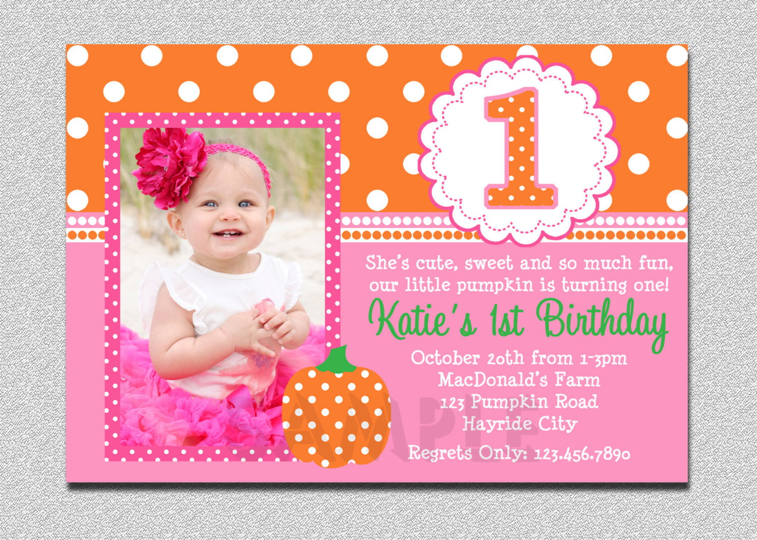 Free Templates For Birthday Invitations – Baby First Birthday Invitation Message