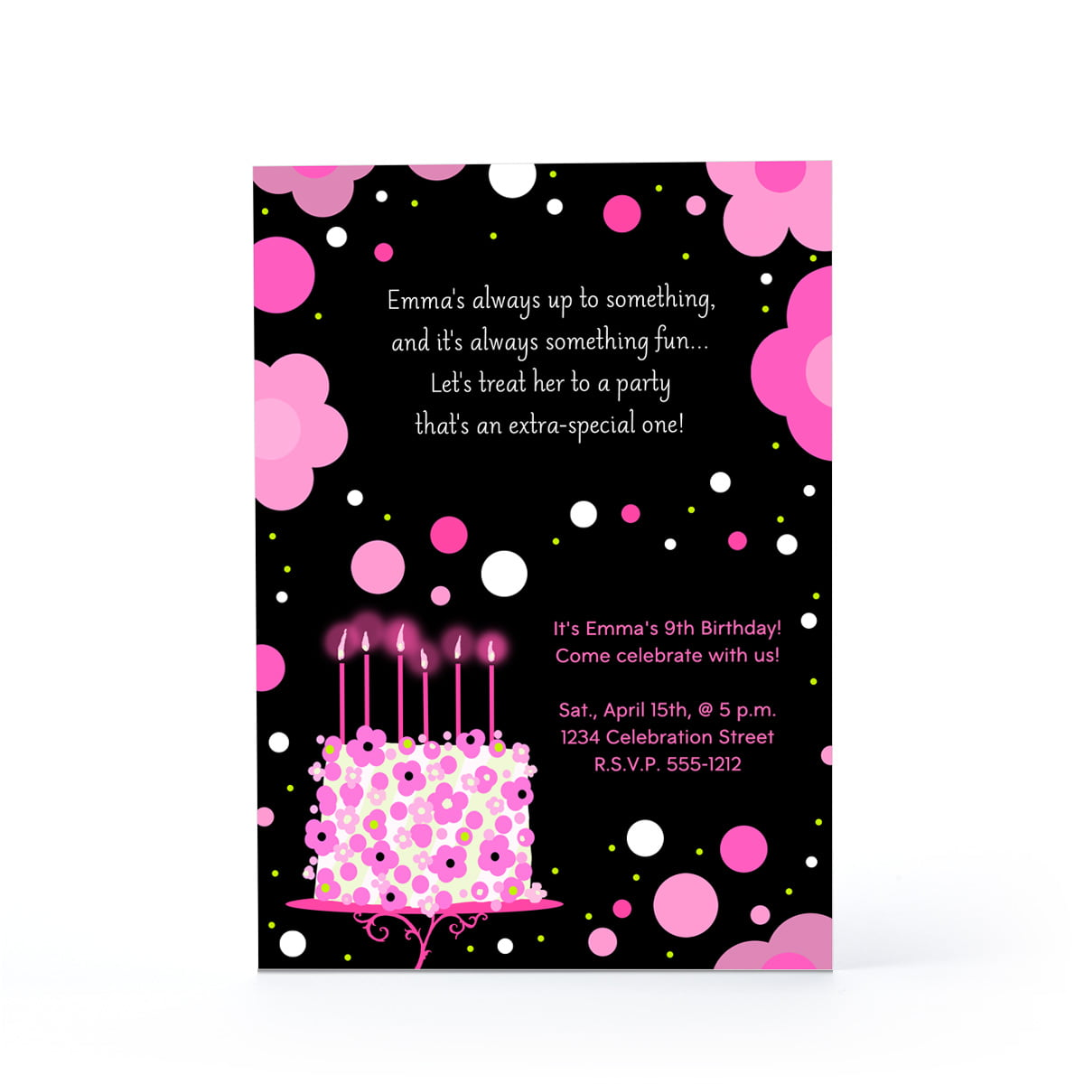 Baby Shower Invitation Templates For Girls with great invitations design