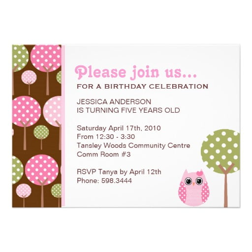 lampion invitations for girl birthday party
