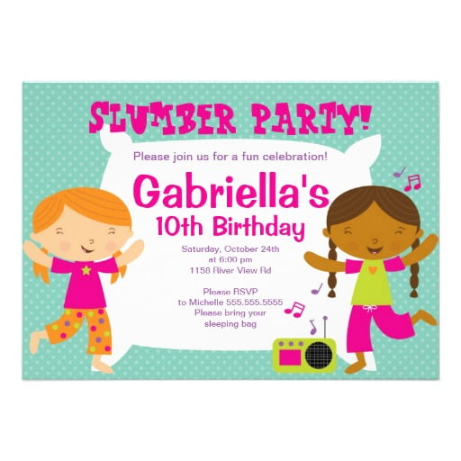 11th birthday party invitations wording Drevio Invitations Design