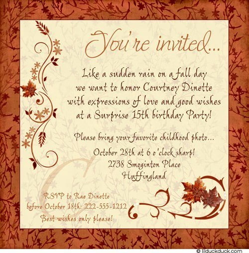 Birthday Card Shower Invitations Wording Free Invitation Templates