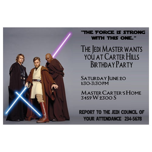 Star Wars Birthday Invites is great invitations ideas