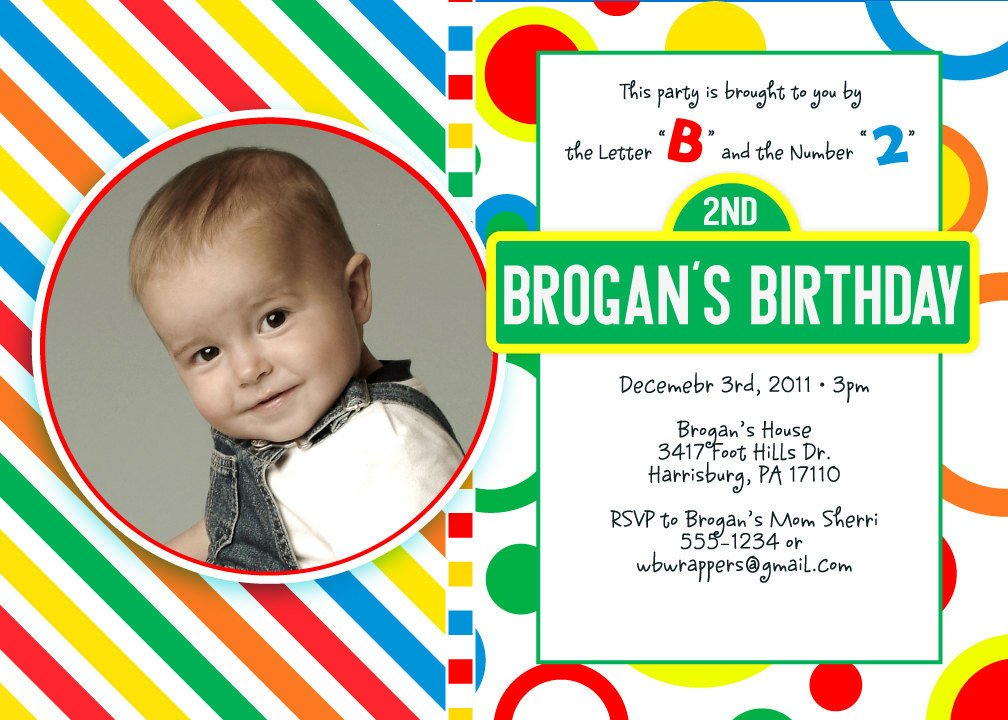 toddler custom sesame street birthday invitations
