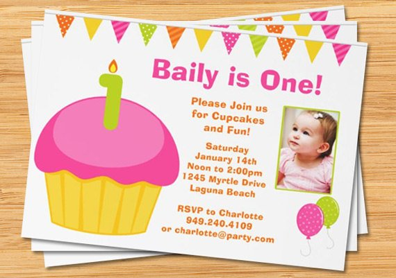 Wording for first birthday invitations drevio invitations design pink wording for first birthday invitations bookmarktalkfo