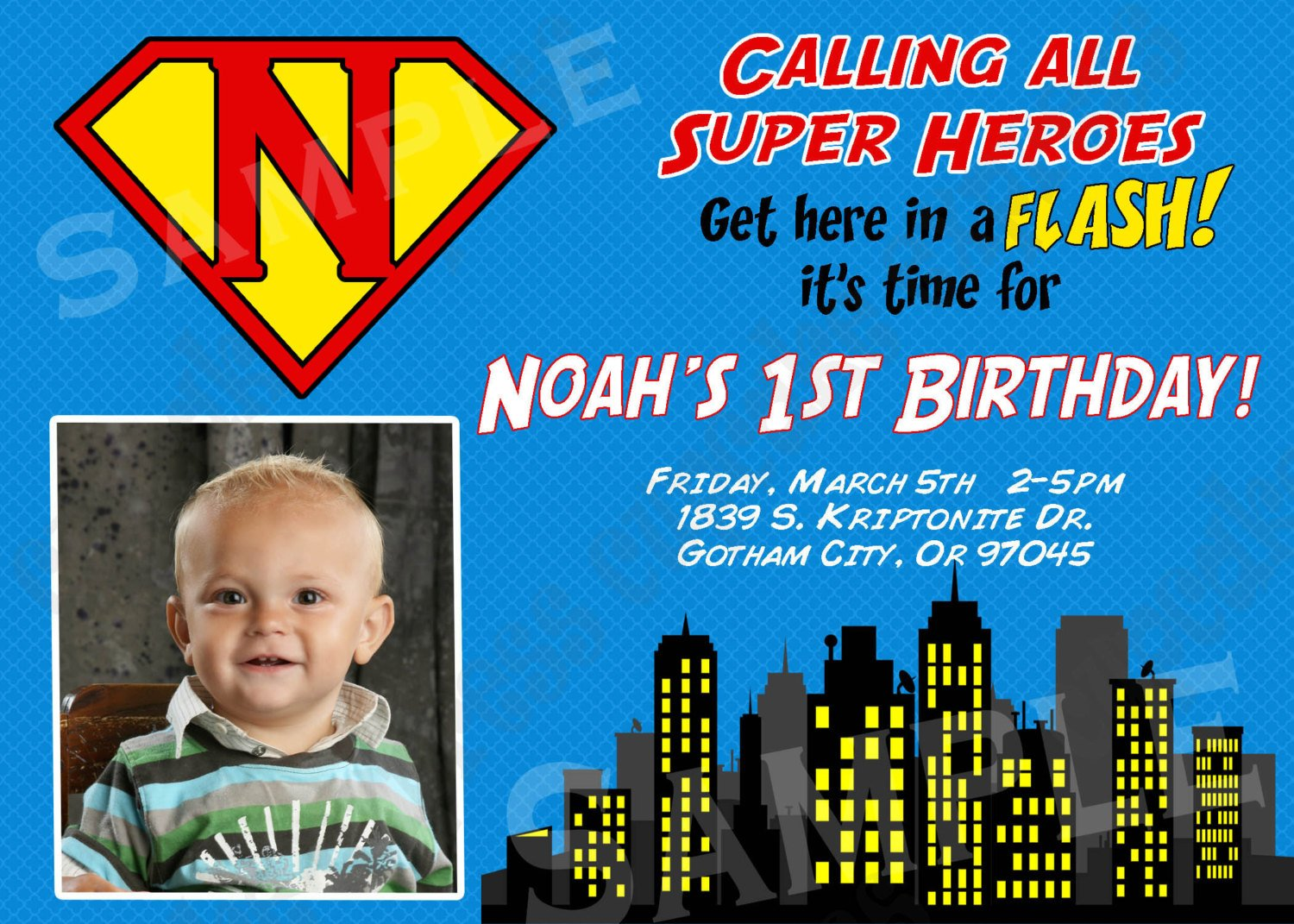 Batman Boy Free Evite Birthday Party Invitations FREE Invitation