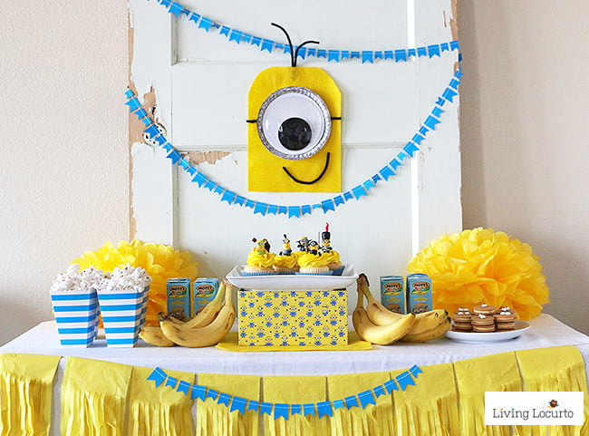 Free Printable Despicable Me Birthday Invitation Template Drevio